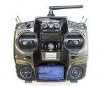 Aparatura GRAUPNER MX-20 HOTT - telemetria