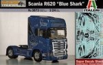 ITALERI 3873 Scania R620 Blue Shark (1:24)