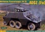 ACE 72262 1/72 Panzerwagen M-35 ADGZ Fu