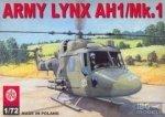 Plastyk S020 ARMY LYNX AH1/Mk.1 1/72