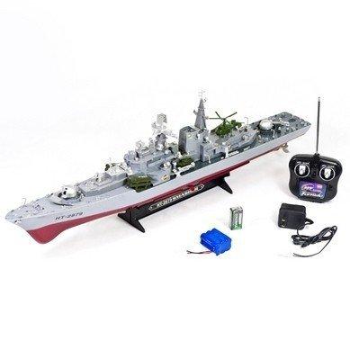 Okręt Rc Niszczyciel 1 115 łódź łodzie Rc Czołgi łodzie