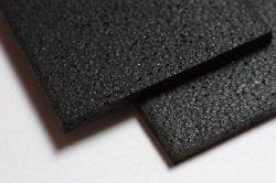 Czarna płyta pianka EPP 600 x 450 x 5 mm