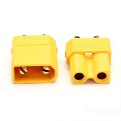 Wtyk XT30 - Konektor mini wtyk i gniazdo
