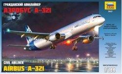 ZVEZDA  7017 1/144  AIRBUS A-321
