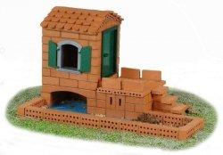 TEIFOC 4100 Cegiełki Domek na wodzie 2 projekty