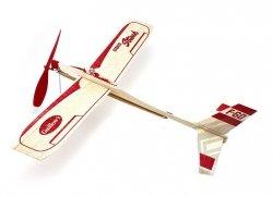 Samolot na gumkę Strato Streak 412mm sky streak