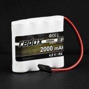 Aumulator Pakiet NiMH Redox RX-Pack 4,8V 2000 mAh