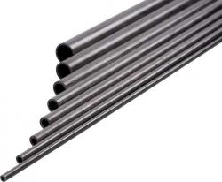 Rura węglowa 2x1x1000mm