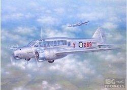 SPECIAL HOBBY 72212 1/72 Avro Anson Mk.I E