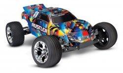 1/10 RUSTLER RTR XL-5 zestaw modelu samochodu R/C