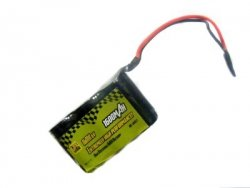 Akumulator GPX 1600mAh 6V NiMH JR - Kostka
