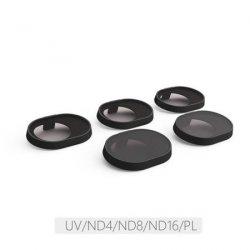 Zestaw filtrów PGY UV / ND 4/8/16/ PL do DJI Spark