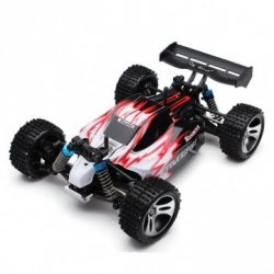 Buggy RC 1/18. Wl Toys A959 SZYBKIE 50km/h AUTO RC