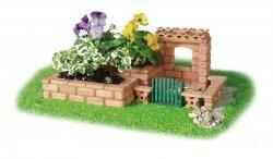 TEIFOC TEI-9010 Cegiełki Mały ogród 2 plany