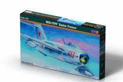Mastercraft F-03 Mig-17 PF Radar Fresco
