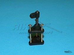 Dźwignia steru z uszkiem 24mm, fi2mm, M3
