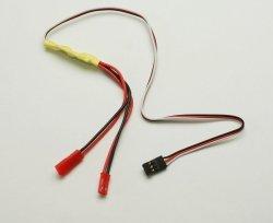 Wyłącznik elektroniczny 5A 3-30V -  - Switch RC (max 17A) - sterowanie z nadajnika RC