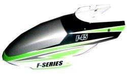 Kabina obudowa zielona F645