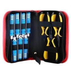 Zestaw narzędzi - Klucze HEX i kleszcze kulowe