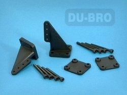 DU-BRO [366] - dźwignia steru 2szt.