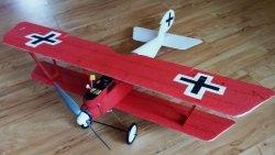 Pfalz D III Samolot do złożenia KIT