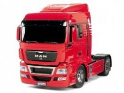 MAN TGX 18.540 4x2 XLX Red Edition Tamiya AUTO RC