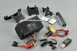 Samochodowy moduł dźwiękowy 2 x 10W ESS Dual