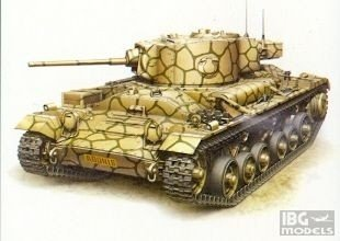 MiniArt 35106 1/35 Valentine V Mk.III w/Cr