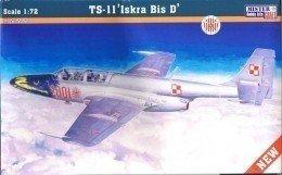 MASTERCRAFT B-41 TS - ISKRA BIS D 1/72
