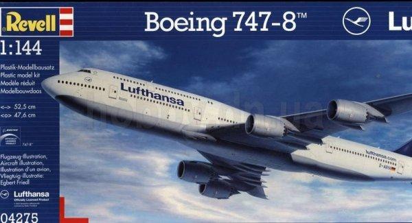 Revell 04275 Boening 747-8