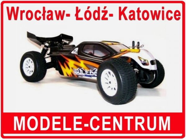 VRX MODEL Bulldog EBD 2.4GHz  4X4 1/10 AUTO RC