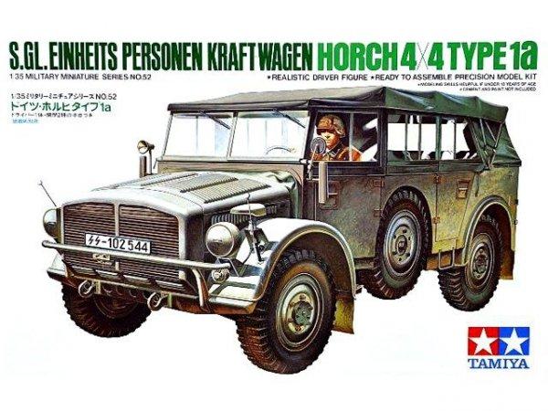 Tamiya 35052 GER. HORCH TYPE 1A 1/35