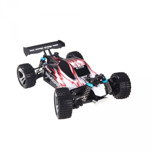 Buggy RC 1/18. Wl Toys A959 SZYBKIE 50km/h AUTO RC