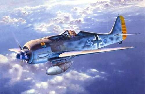 """MASTERCRAFT FW-190A-8 """"RAMMJAGER"""" C-05"""