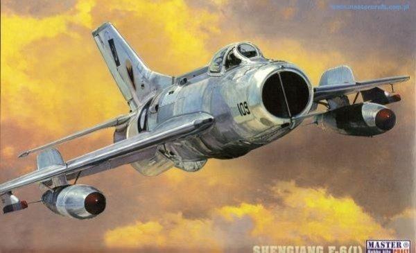 MASTERCRAFT C-60 Shengjang F-6(I) 1:72