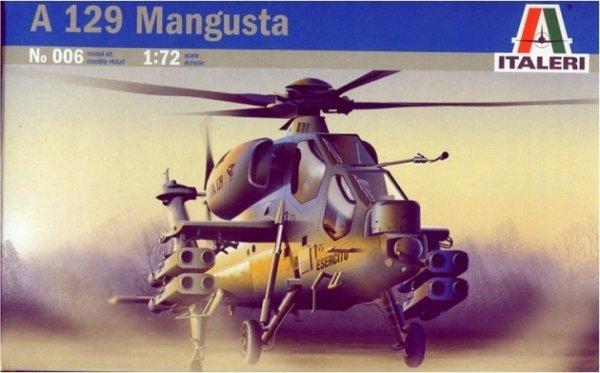 ITALERI 1/72 A-129 Mangusta 0006
