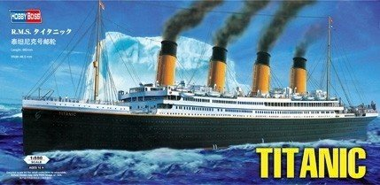 R.M.S. Titanic - Hobby Boss - 81305