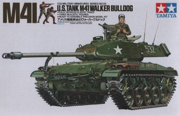 TAMIYA 35055 1/35 U.S. M41 Walker Bulldog
