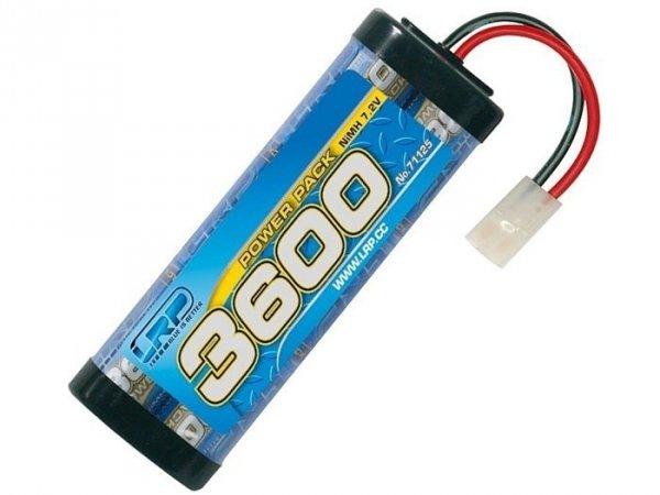 Akumulator LRP Power Pack 7,2V 3600 mA - NiMH
