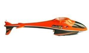 Obudowa  kabina Lama v4 EK1-0579 orange