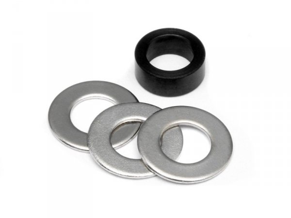 METAL SPACER SET 5x7.5x3mm 86171