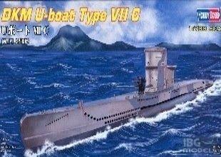 HOBBY BOSS 87009 1/700 U-boat Type VIIC