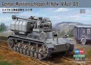 HOBBY BOSS 82907 1/72 Munitionsschlepper P