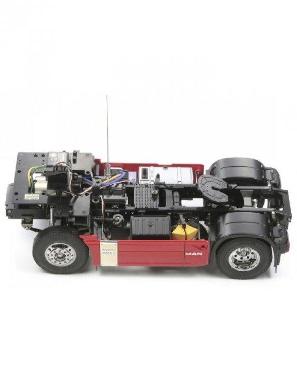 MAN TGX 18.540 4x2 XLX Red Edition Tamiya AUTO RC