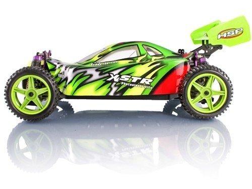 Himoto ZMOTO3 MODEL XSTR  Buggy1/10 SZCZOTKA