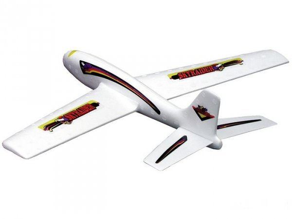 Szybowiec Sky Raider swobodnie latający