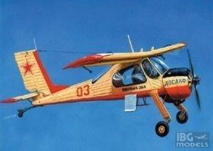 Amodel 7232 1/72 PZL-35 WILGA