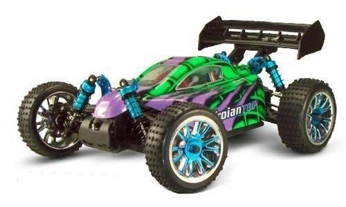 Himoto EXB-16 Bezszczotkowy Troian Buggy 4X4 1/16