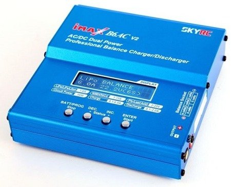 Ładowarka SkyRC iMax B6AC V2 DUAL