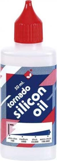 Tornado - olej silikonowy 800cSt - do amor 50ml